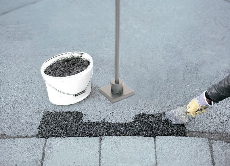 Bodenausgleichsmasse für die schnelle Anwendung