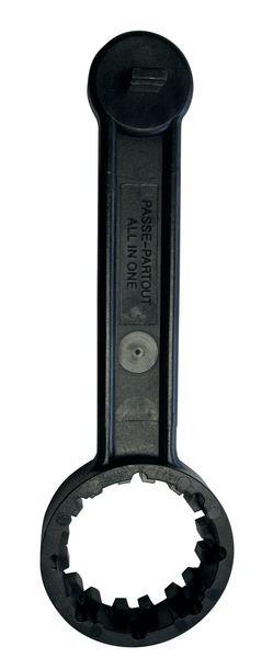 asecos Universal-Fass-Schlüssel, glasfaserverstärkt