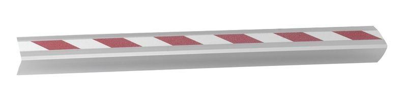Antirutsch-Treppenkanten-Profile, Aluminium, R13 gemäß DIN 51130/ASR A1.5/1,2