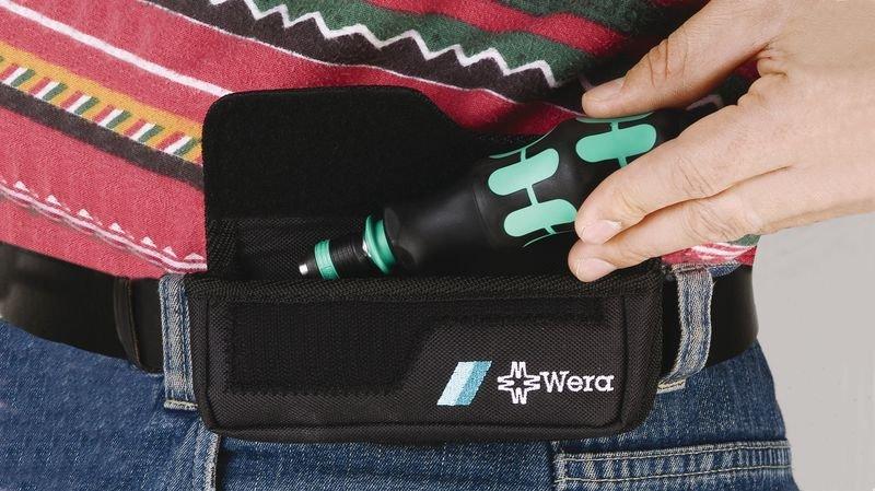 Kompakt-Werkzeug mit Gürteltasche, 7-teilig