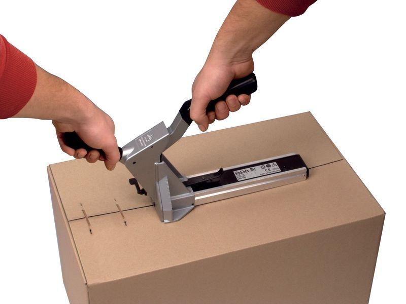Heftklammern für Kartonverschluss-Hefter - Verpackungswerkzeuge