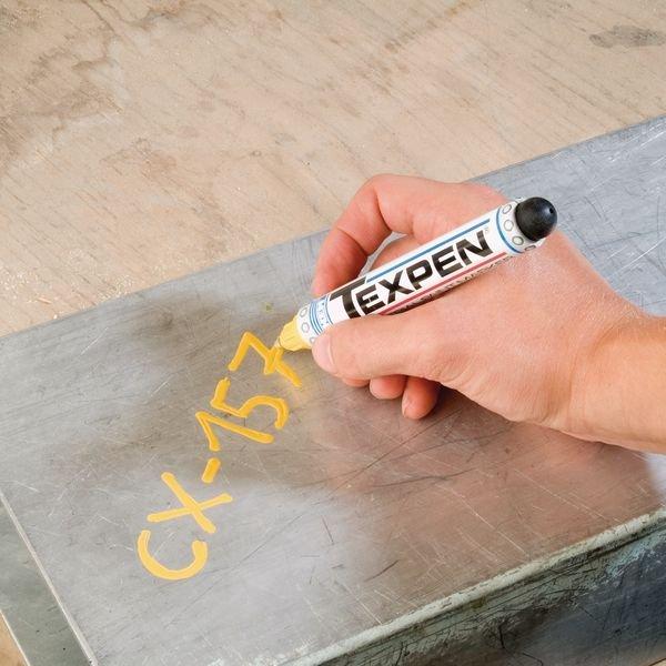 Industrie-Marker, extra stark, mit Pumpsystem - Markierstifte und Industrie-Marker