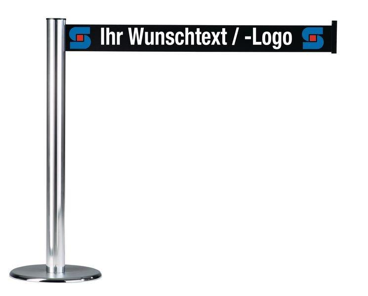 Wandclip für EXTRA Absperrsysteme/Leitsysteme