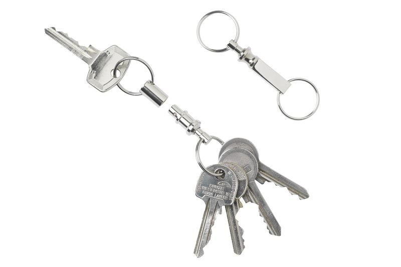 Schlüsselanhänger-Schnellkupplungen
