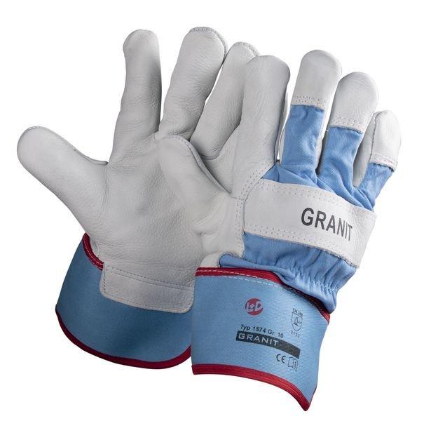 PREMIUM Rindnarbenleder-Handschuhe