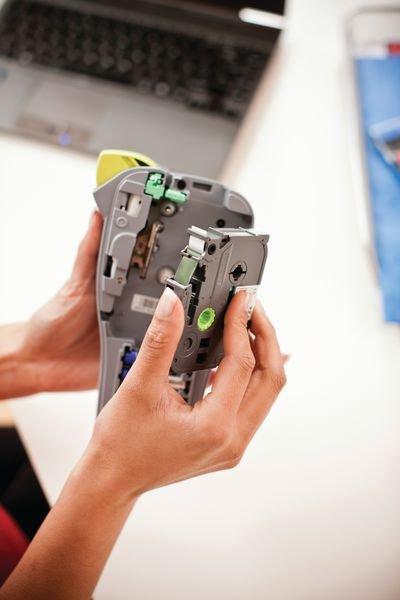 Brother Beschriftungsgeräte PT-H105WB - Thermodrucker und Thermotransferdrucker