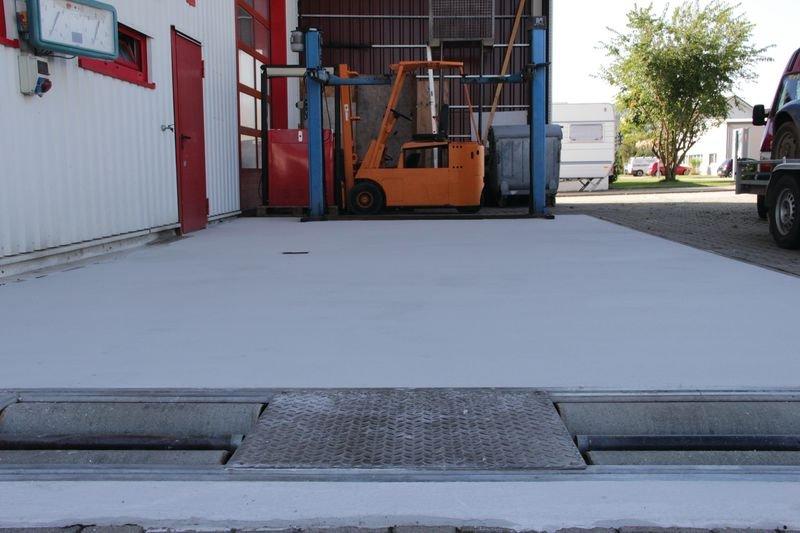 Epoxidbodenbeschichtung, außen, R13 gemäß DIN 51130/ASR A1.5/1,2 - Antirutschprodukte