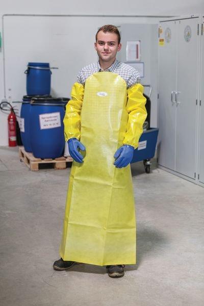 Chemie-Schutzkleidung, Ärmelschoner