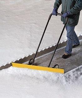 Schnee-Pflug, extra breit