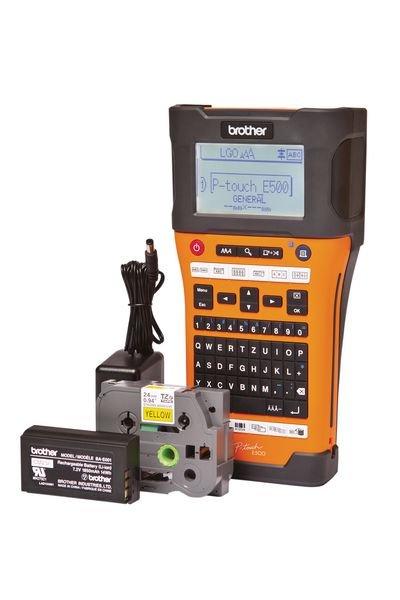 Brother Industrie Beschriftungsgeräte PT-E500VP