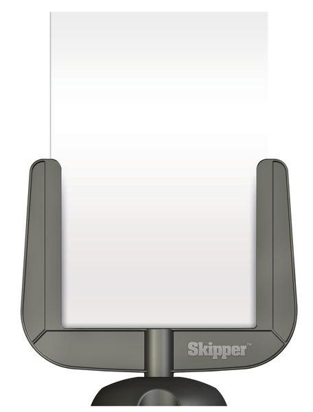 Schilderhalter DIN A4 für Skipper™ Absperrsysteme - Absperrungen und Sicherheits-Aufsteller
