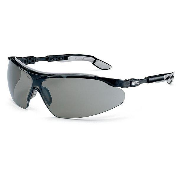uvex Schutzbrillen mit Bügelflex, Komfort, Klasse FS, EN 172