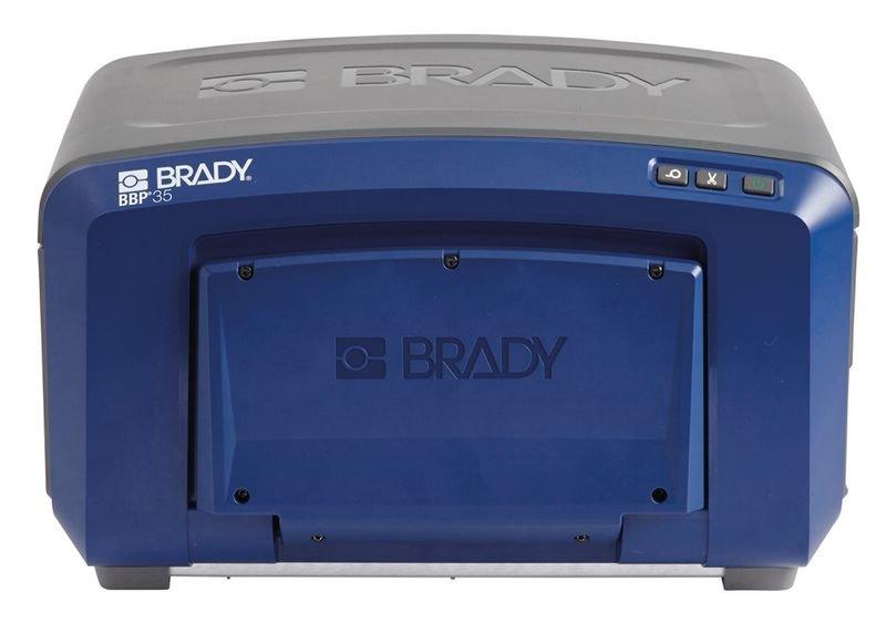 Brady Multicolourdrucker BBP 35 ohne Plotter - Thermodrucker und Thermotransferdrucker