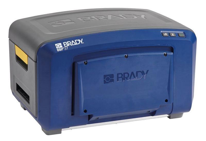 Brady Multicolourdrucker BBP 37 mit Plotter