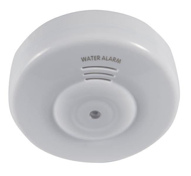 Wassermelder mit LED-Anzeige - Videoüberwachung und Alarme