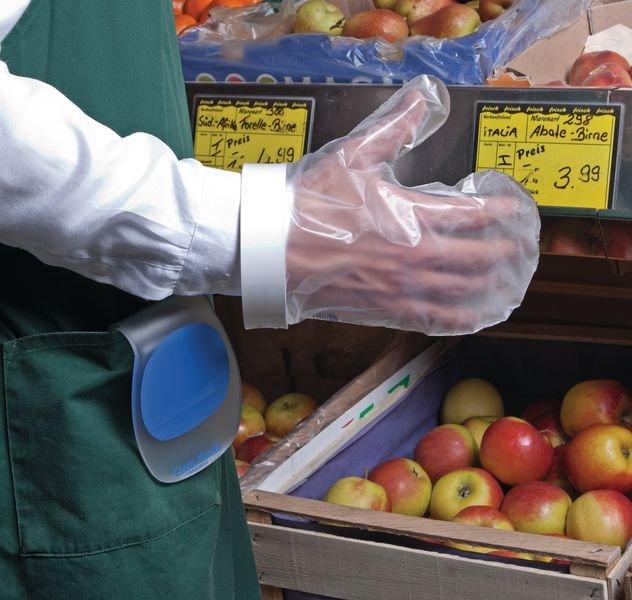 Lebensmittel-Hygiene-Handschuhe