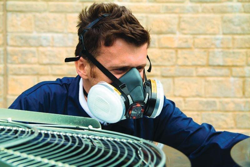 Vorfilter-Sets für Doppelfilter-Halbmasken, EN 140 - Atemschutzmasken