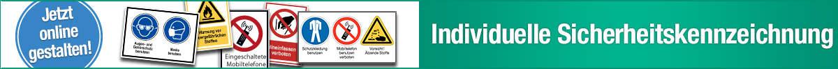 Individuelle Sicherheitskennzeichnung |