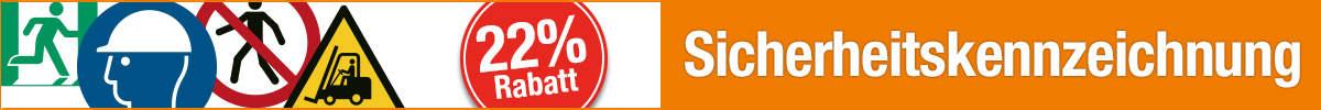 Schilder ÖNORM EN ISO 7010 - neue Symbole zur Sicherheitskennzeichnung |