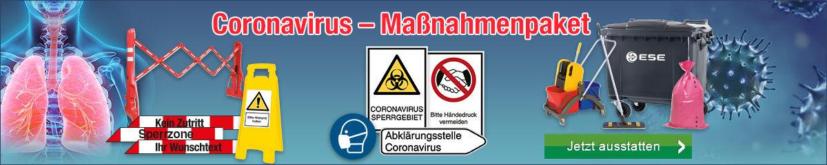 SETON Coronavirus Maßnahmenpaket