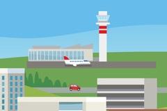 Anwendung Skipper™ Flughafen und Bahnhöfe