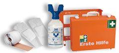 Erste-Hilfe- und Hygiene-Produkte