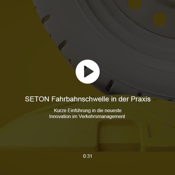 SETON Fahrbahnschwelle - Alle Vorteile