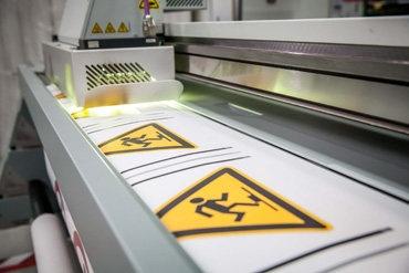 SETON Schilder Produktion