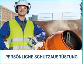 Persönliche Schutzausrüstung - sicher von Kopf bis Fuß: 15% Rabatt ab 169,- EUR mit der Vorteilsnummer B3605