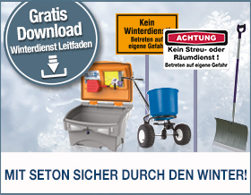 Mit SETON sicher durch den Winter