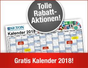 SETON Kalender 2018 gratis herunterladen