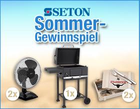 SETON Sommer-Gewinnspiel - Jetzt abstimmen und gewinnen!