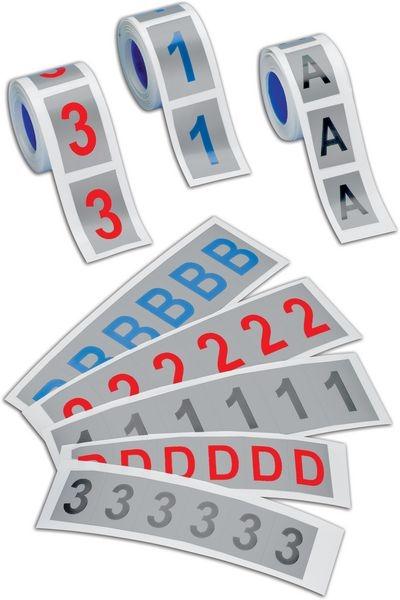 Premium Buchstaben & Ziffern aus Polyester