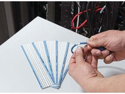 Elektrozeichen zur Kabelmarkierung