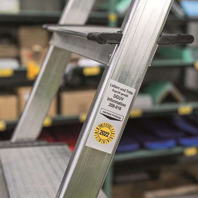 SETON Grundplakette für Leitern und Tritte