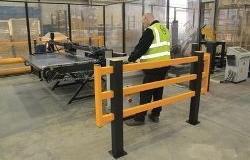 Rammschutz für Maschinen und Anlagen