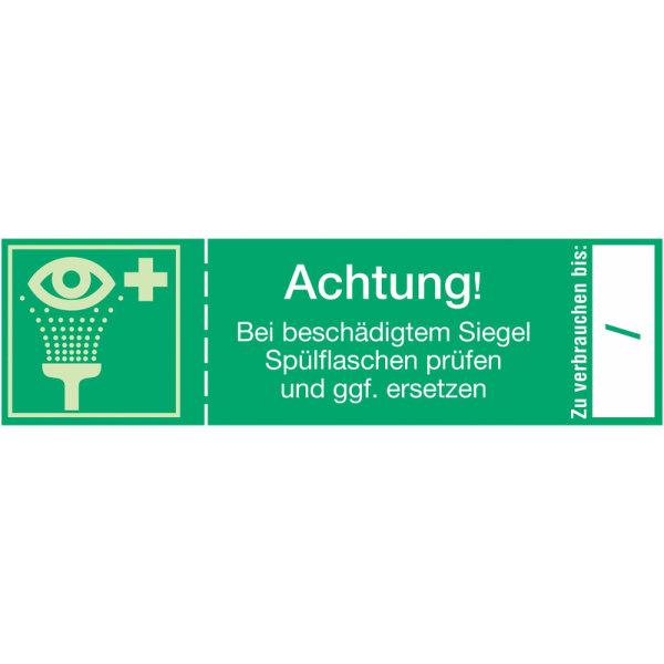 Siegel für Erste-Hilfe-Produkte