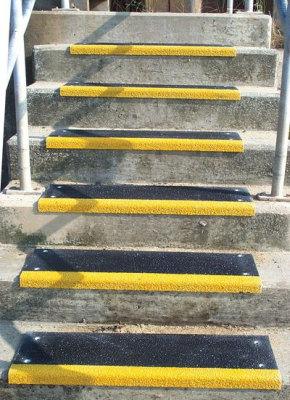 Treppenkantenprofile