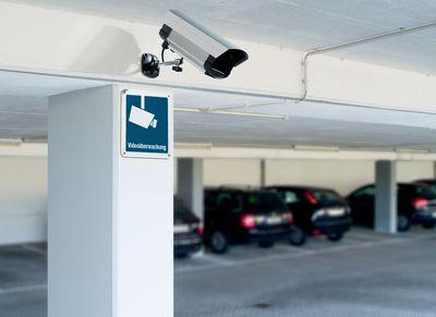 Videoüberwachung Schild gemäß DSGVO