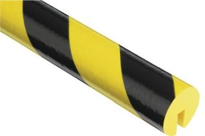 Profilschutz zum Aufstecken schwarz gelb