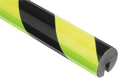Schutzprofil, langnachleuchtend fluoreszierend