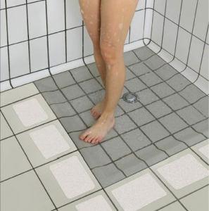 Antirutsch-Belag zur Verwendung in Feuchtbereichen