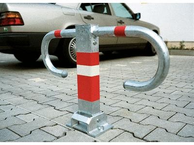 Rundbogen-Parkbügel