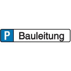 Vorlage: Bauleitung - Parkplatz