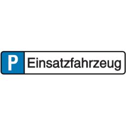 Vorlage: Einsatzfahrzeug - Parkplatz