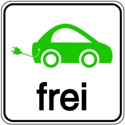 Vorlage: Elektromobile frei