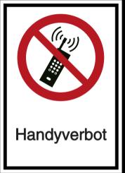 Vorlage: Handyverbot