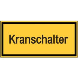 Vorlage: Kranschalter