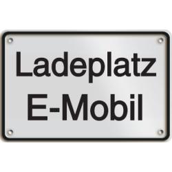 Vorlage: Ladeplatz E-Mobil