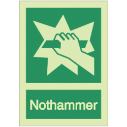Vorlage: Nothammer